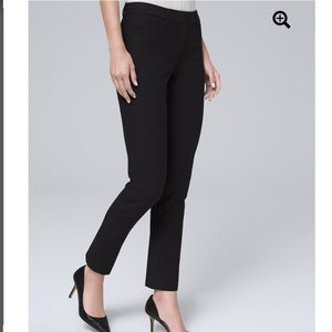 White House Black Market Slim Ankle Comfort Pants